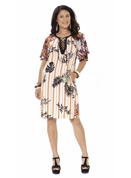 TESSA KOOPS PALOMA TAMPA DRESS