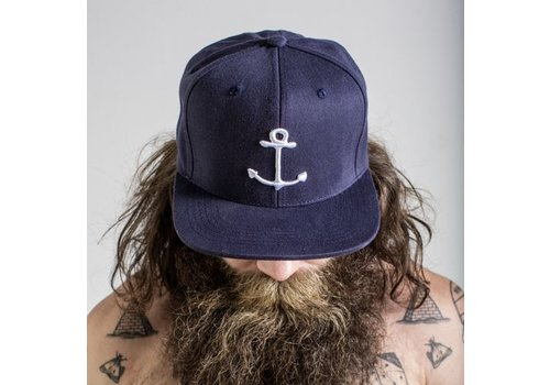The Blue Uniform Cap Navy