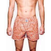 Boxershort Leaves Orange