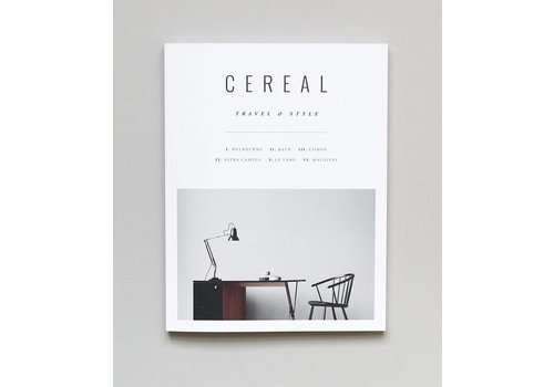 Cereal Magazine Cereal Travel & Lifstyle