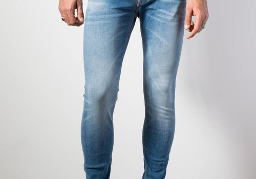 The Blue Uniform Cricket Slim Jeans Old Fellow L32