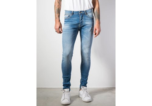 The Blue Uniform Cricket Slim Jeans Old Fellow L32