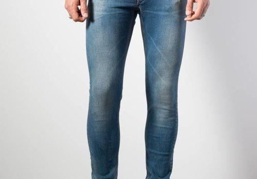 The Blue Uniform Cricket Slim Jeans Fresh L32
