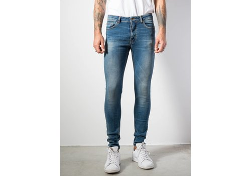 The Blue Uniform Cricket Slim Jeans Fresh L32