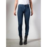 Berta Mid Rise Skinny Jeans Kilian Blue lengte 34