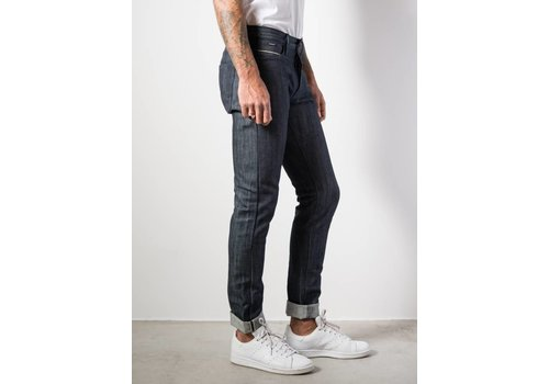 denim.lab Denim.lab Cuda D1 Dry, Straight Tapered Selvage Denim