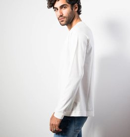 Livid Jeans Dion Longsleeve White