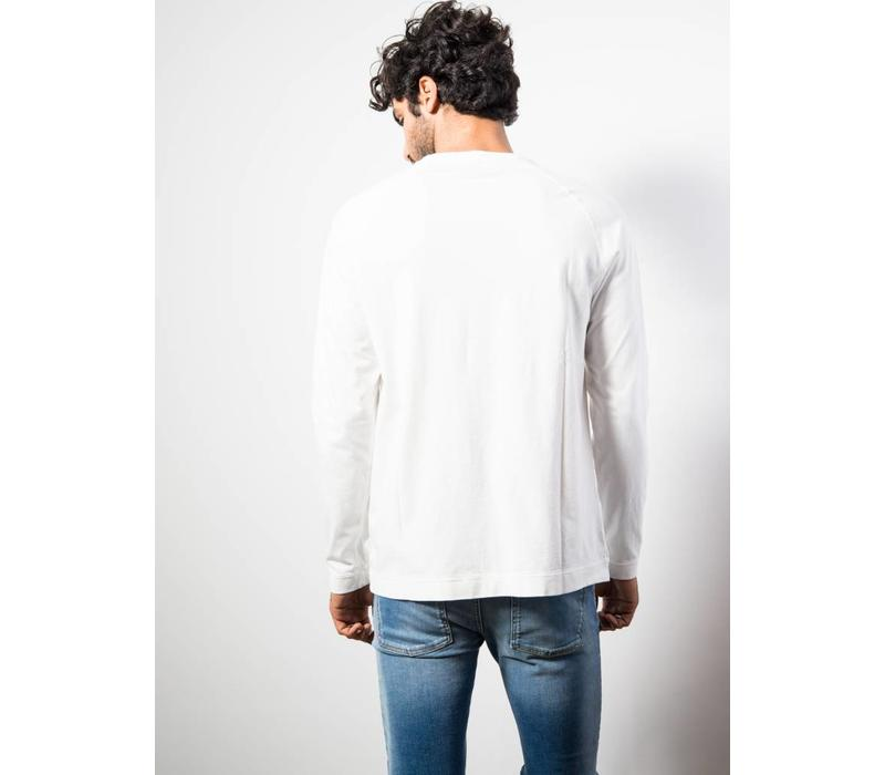 Dion Longsleeve White