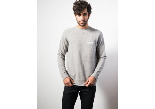 Livid Jeans William Sweater Grey Melange