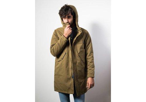 American Vintage Coratown Coat Green