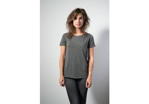 American Vintage Jacksonville T-Shirt Grey