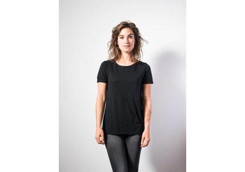 American Vintage Jacksonville T-Shirt Black