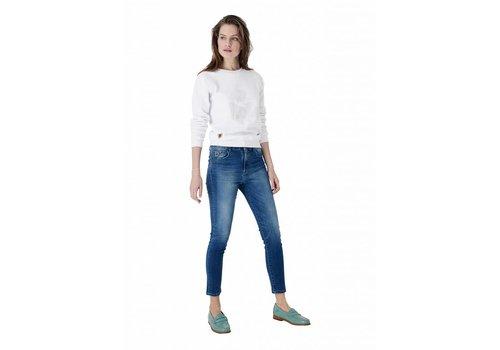 Lois Jeans Lois Sweater Crispy White