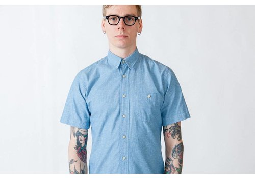 Livid Jeans Anton Japan Light Blue Nep S -Shirt