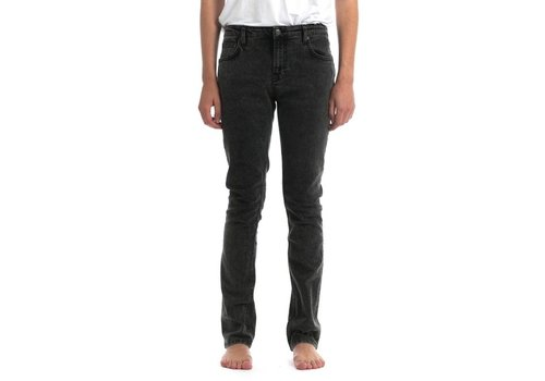 Deadwood Mens Dash Black Organic Stoner Jeans