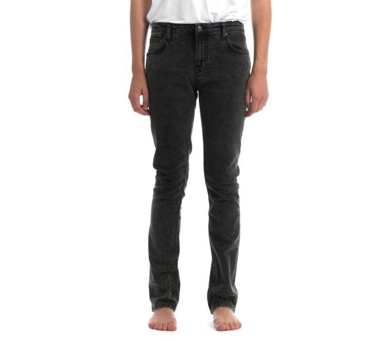 Mens Dash Black Organic Stoner Jeans