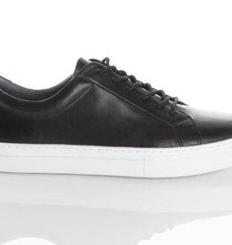 Vagabond Paul Black Leather Sneaker