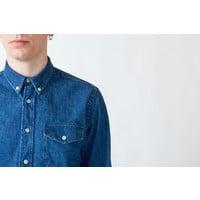 Ragnar Japan Blue Vintage Shirt