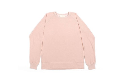 A Field Angels Raglan Knitwear Pink