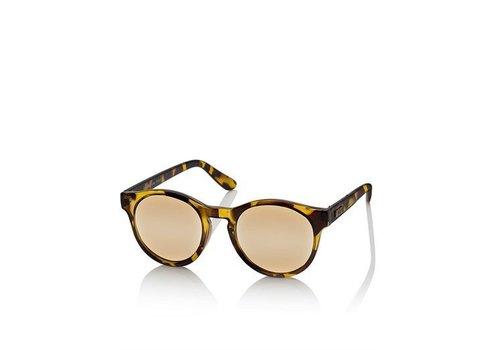 Le Specs Hey Macarena Tortoise Gold