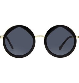 Le Specs Hey Yeh Black Gold