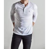 Embo Henley White