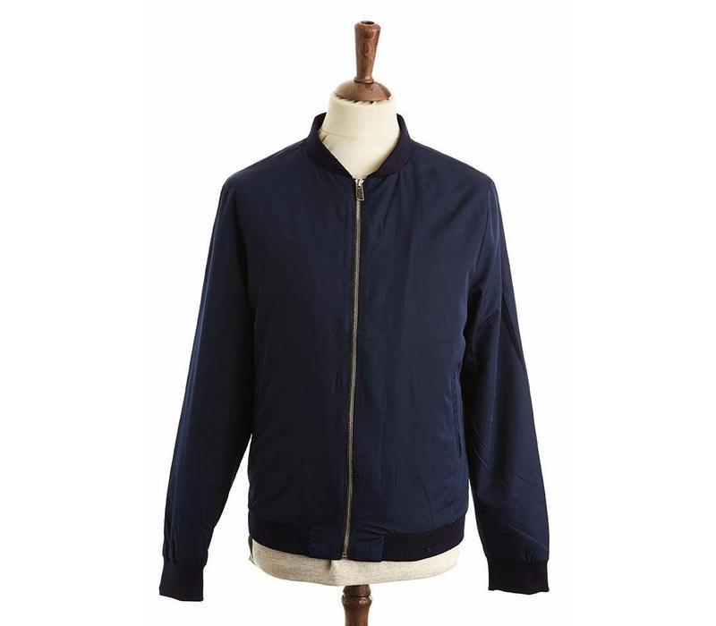 Fabbe Bomber Jacket Blue