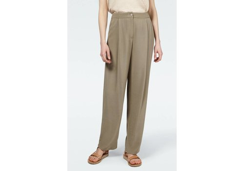 American Vintage Holiester Pantalon Olive Green