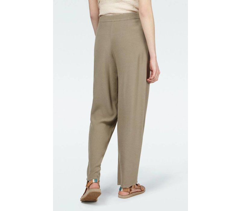 Holiester Pantalon Olive Green
