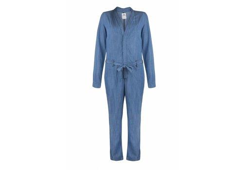 Lois Jeans Penelope Jumpsuit Hydron Stone Blue