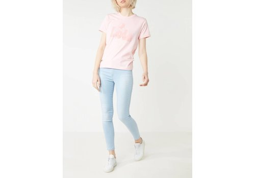 Lois Jeans Dymphe T-shirt Baby Pink