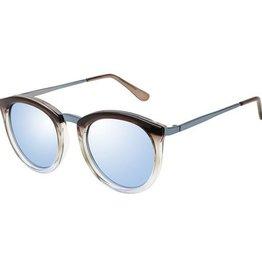 Le Specs No Smirking Coast Ice Blue Mirror