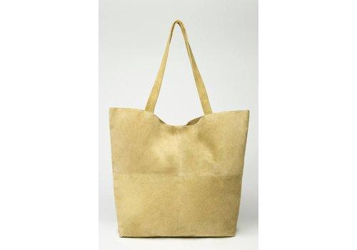 American Vintage Anto Cabas Bag XL Sarrasin