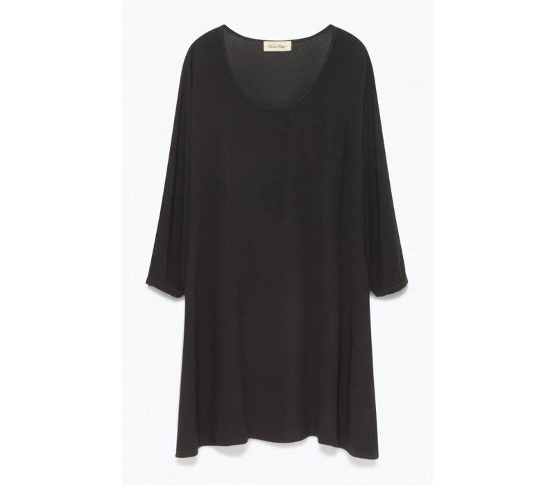 Holiester Dress Black