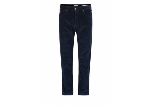Lois Jeans Bruno True Navy Cropped Cord