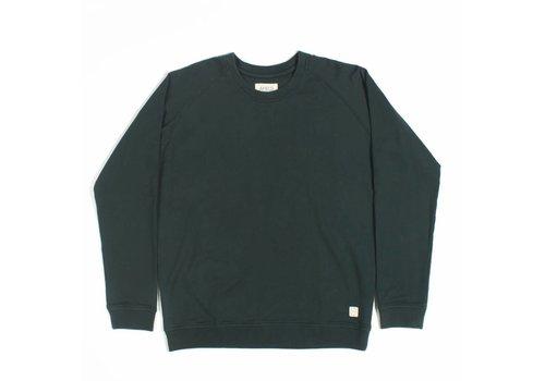 A Field Raglan Sweater Green