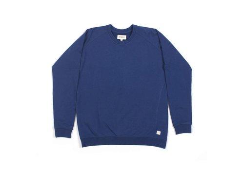 A Field Raglan Sweater Blue