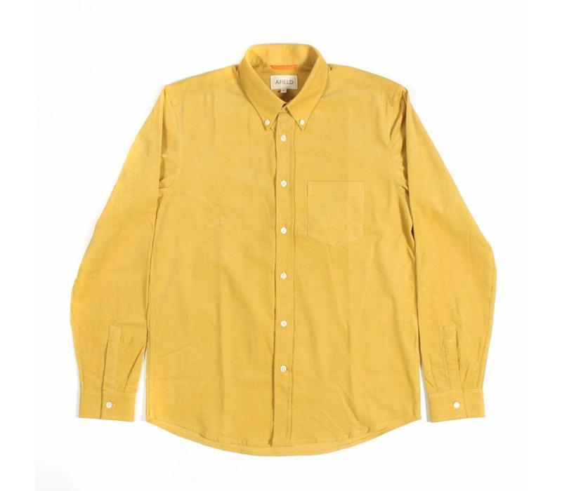 Short Sleeve Linnen Shirt Ecru