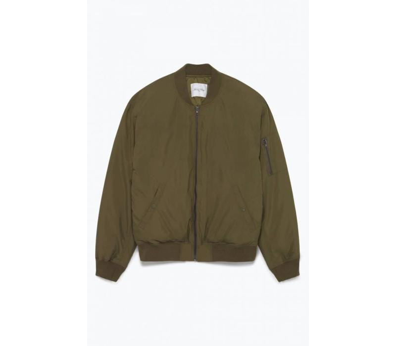 Akastreet green your ultimate winter bomber