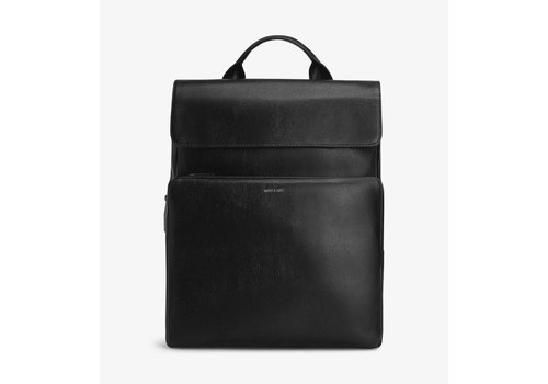 Matt & Nat Paxx Modern Backpack Black