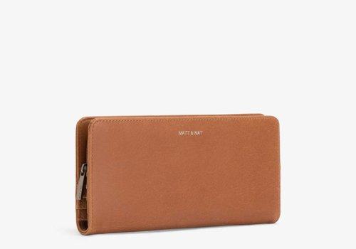 Matt & Nat Duma Vintage Brown Wallet