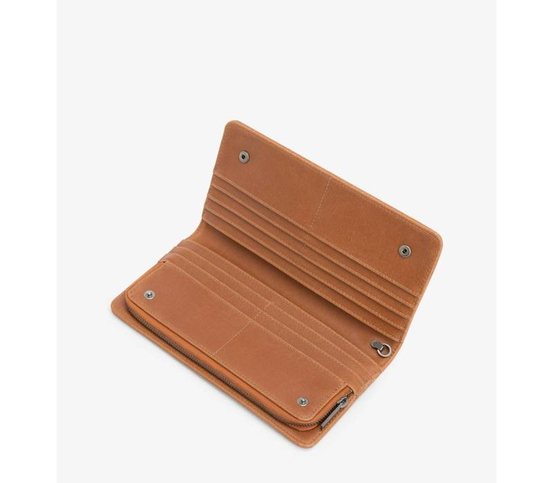 Duma Vintage Brown Wallet