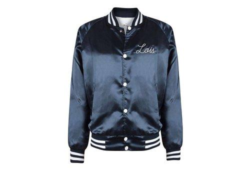 Lois Jeans Classic baseball Jacket Navy