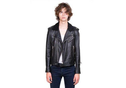 Deadwood Avery Jacket Black Leather