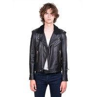 Avery Jacket Black Leather