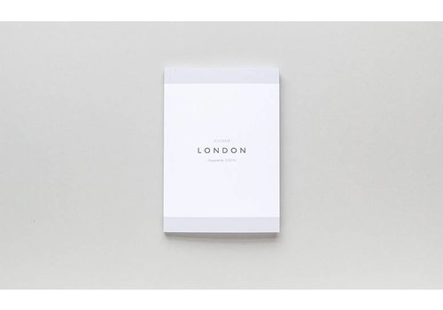Cereal Magazine City Guide London