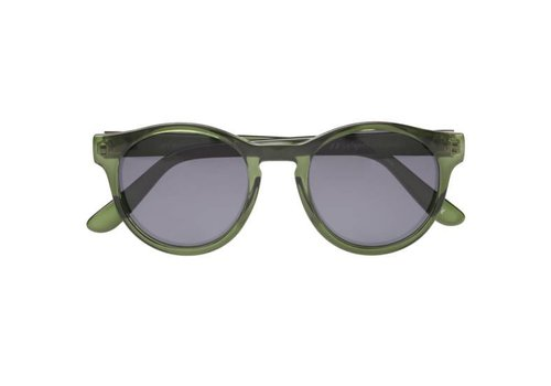 Le Specs Hey Macarena Green Polarize