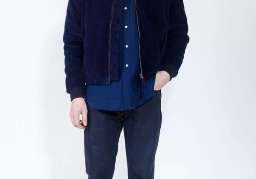 Livid Jeans Cafferty Japan Indigo Corduroy