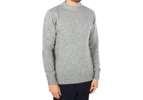 A Field Dieter Classic Knitwear Grey