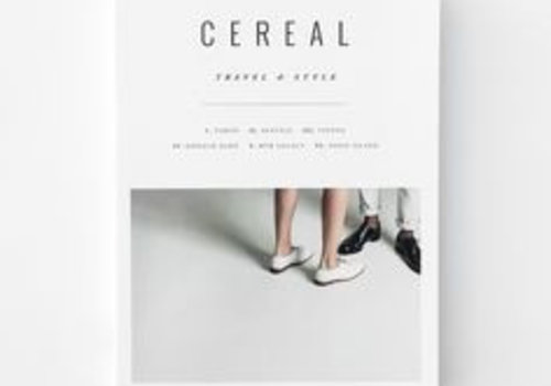 Cereal Magazine Travel & Style VOL 11